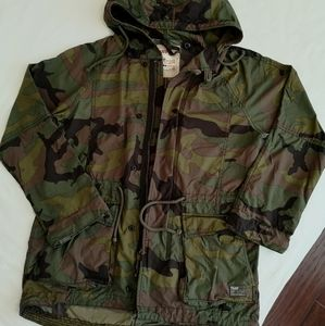 Aritzia Army Jacket
